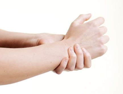 Hånd og håndledet